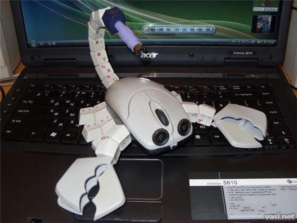 Поделки своими руками компьютер